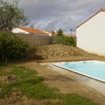 AMENAGEMENT AUTOUR DE PISCINE