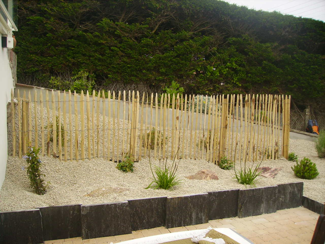 Petit jardin contemporain fort de france 3321 for Jardin urbain contemporain